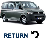 Return Shuttle Service